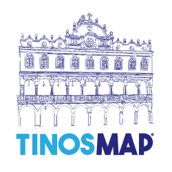 Tinos Map – by MasterFold S.A Λογότυπο