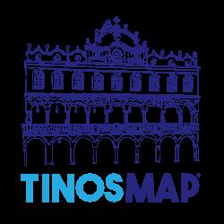 Tinos Map – by MasterFold S.A Λογότυπο